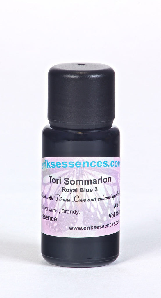 BE 20. Tori Sommarion - Royal Blue 3 Butterfly Essence. 15ml