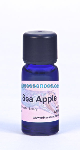 SE 28. Sea Apple - pale turquoise. Sea Essence. 15ml