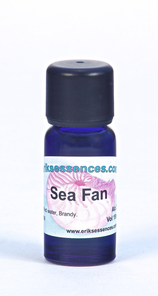 SE 07. Sea Fan -  Coral. Sea Essence. 15ml