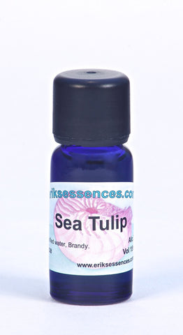 SE 09. Sea Tulip -  bluish turquoise. Sea Essence. 15ml