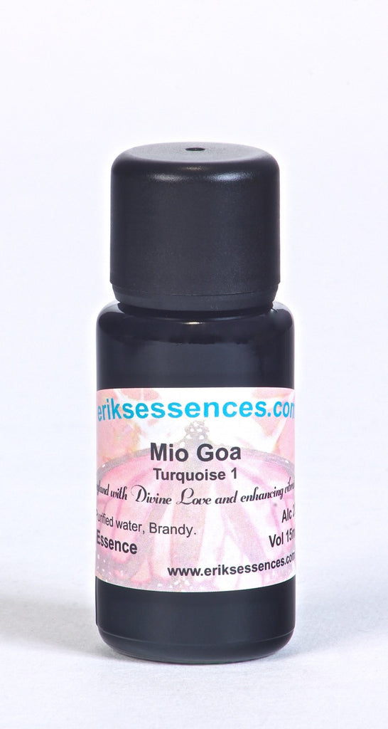BE 72. MIO GOA – Turquoise 1 Butterfly Essence. 15ml