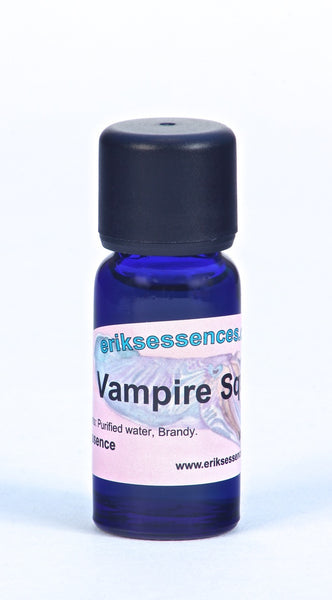 SE 17. Vampire Squid - deep olive green. Sea Essence. 15ml