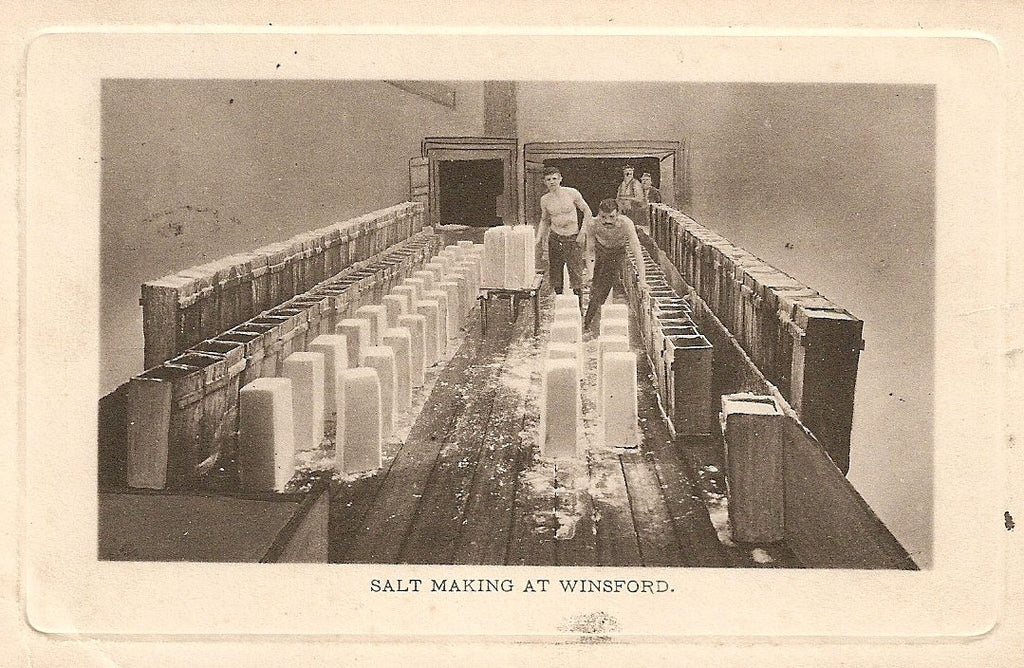 winsford salt industry