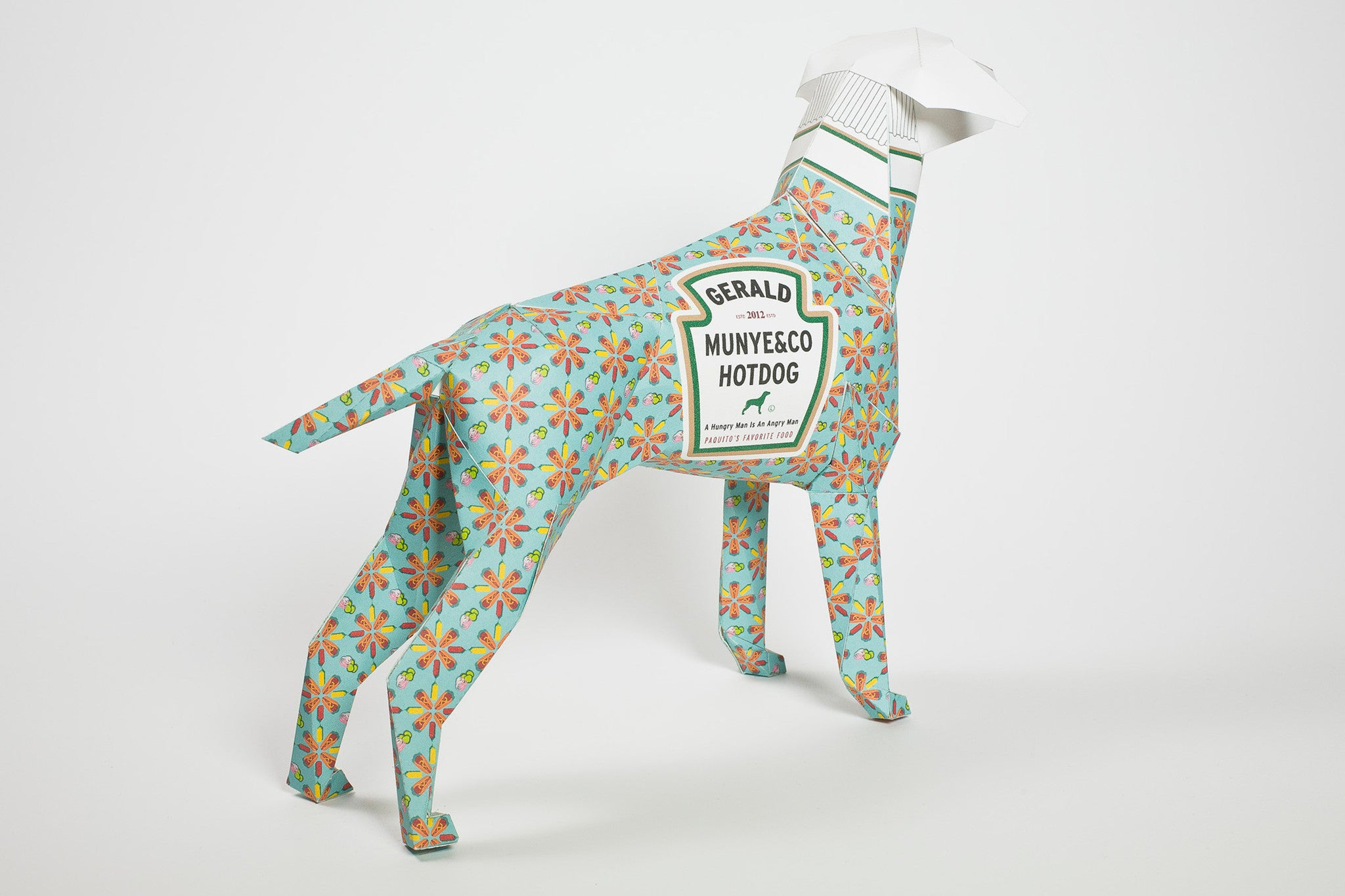 061 HOT DOG GERALD BY MUNYE & CO