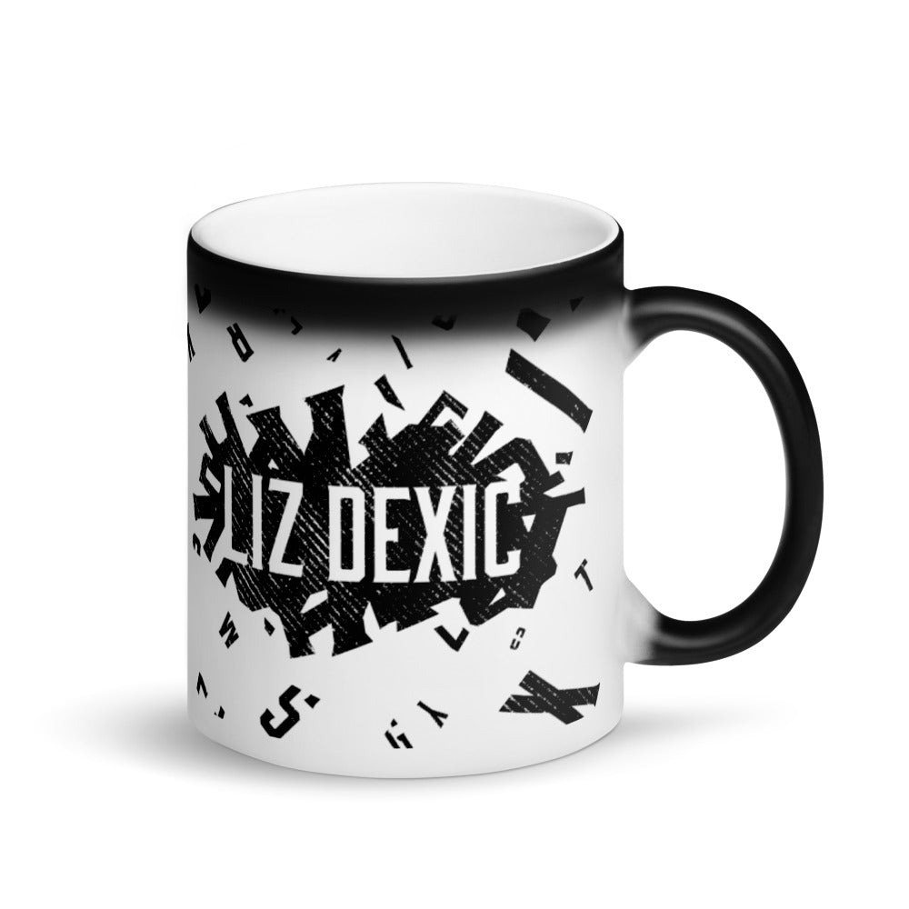Black Magic Mug - Logo Jumble