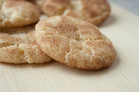 The Best Snickerdoodles Ever - Elegant Impressions Bakery