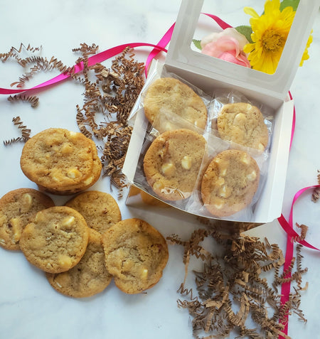 White Chocolate Chip Macadamia Nut - Elegant Impressions Bakery