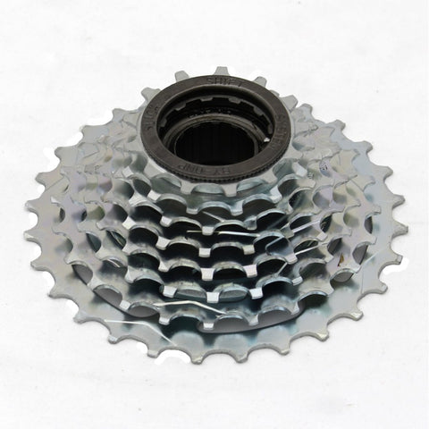 8 speed screw on gear cluster, 13-34T
