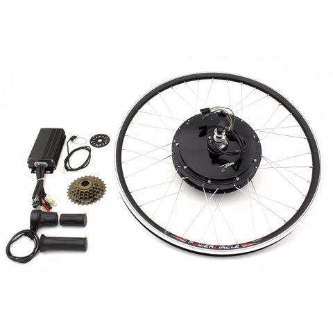 9C - 1500W Hub Motor Kit. (Without Battery)