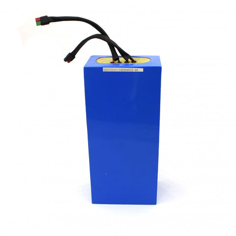 36V 10Ah LiFePO4 battery pack constructed with Headway 38120S cells. (Suitable for 1500W e-bike kits)
