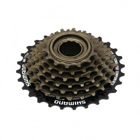7 speed screw on gear cluster, 14-28T