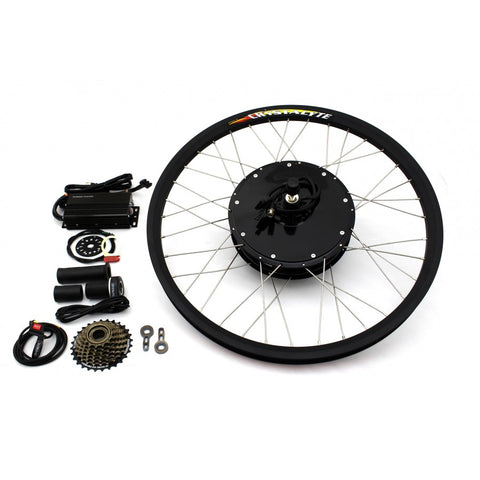 Crystalyte HS4040 rear hub motor kit (W/O Battery)