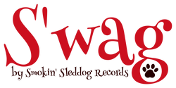 S'wag Shop Logo with dog paw print