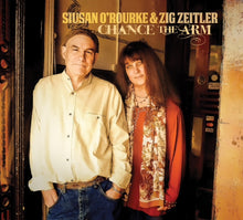 Load image into Gallery viewer, Chance The Arm (CD) by Siusan O'Rourke & Zig Zeitler  *Genre: Irish | Folk