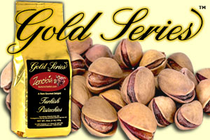 Turkish Pistachios Gold Series