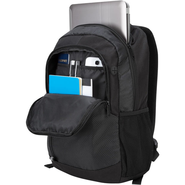 "Targus Sport TSB89104US Carrying Case (Backpack) for 15.6"" Notebook - Black"