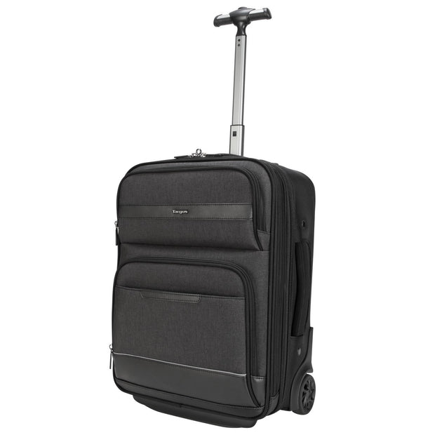 "Targus CitySmart TBR038GL Travel/Luggage Case (Roller) for 12"" to 15.6"" Notebook, Travel Essential"