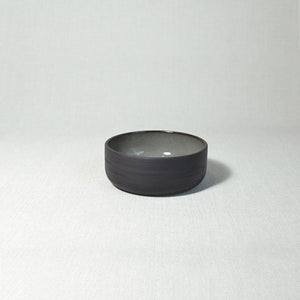 Mini bowl - black gray