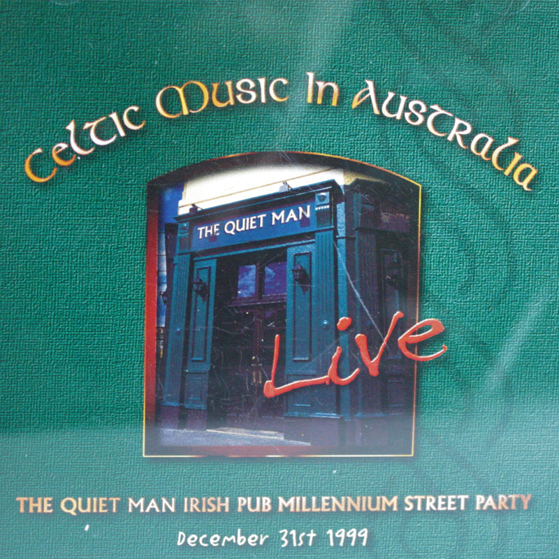 CD - Celtic Music in Australia