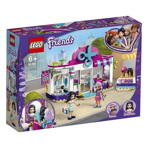 Playset Friends Heartlake City Hair Salon Lego 41391