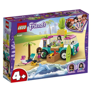 Playset Friends Juice Track Lego 41397