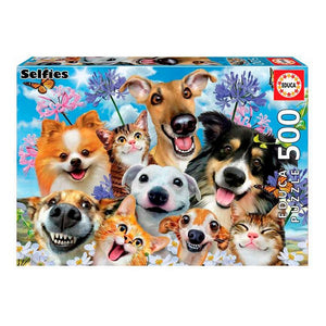 Puzzle Fun in the Sun Educa (500 pcs)