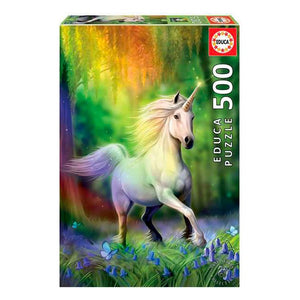 Puzzle Unicorn Rainbow Educa (500 pcs)