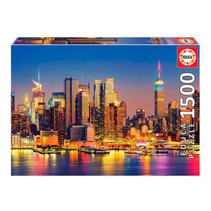 Puzzle Manhattan Educa (1500 pcs)