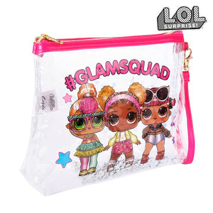 Trousse de toilette enfant LOL Surprise! Rose