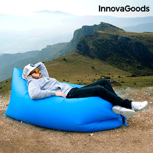 Chaise Longue Autogonflable InnovaGoods