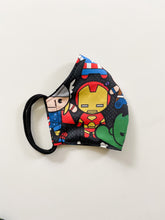 Load image into Gallery viewer, Large Print Superhero Mask