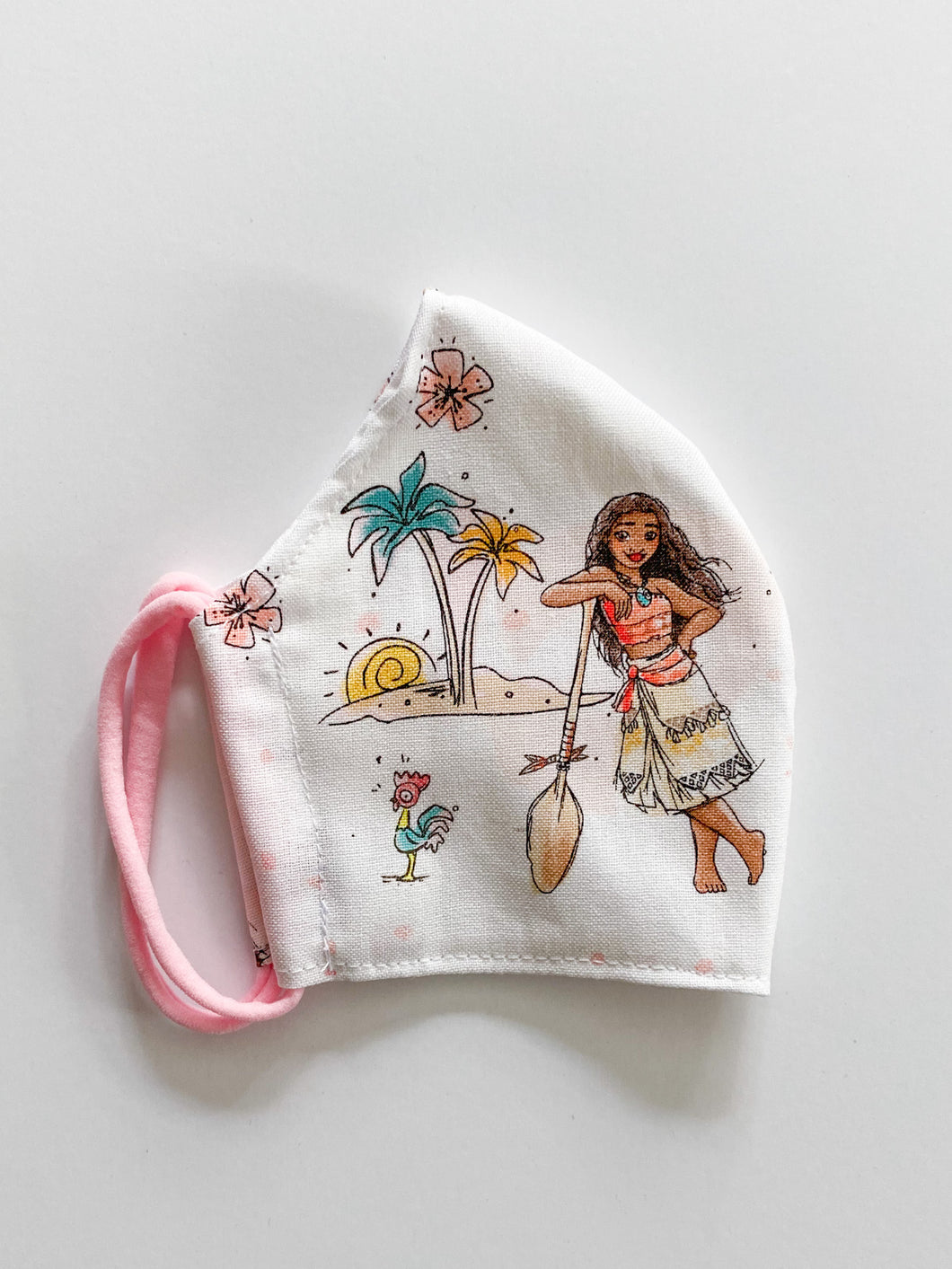 Island Princess Mask