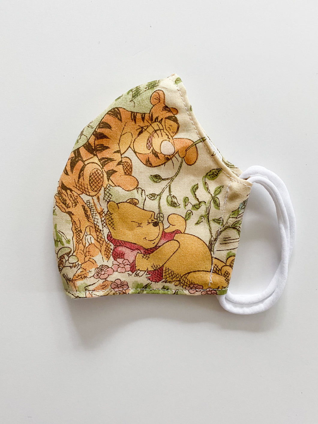 Winnie and Tigger Mask
