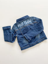Load image into Gallery viewer, Boys Denim Jacket