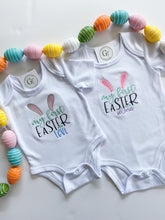 Load image into Gallery viewer, My First Easter Onesie (Purple Font)
