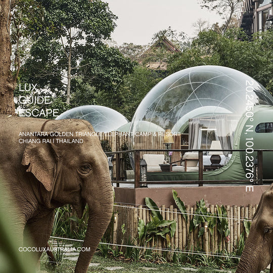 ANANTARA ELEPHANT CAMP & RESORT