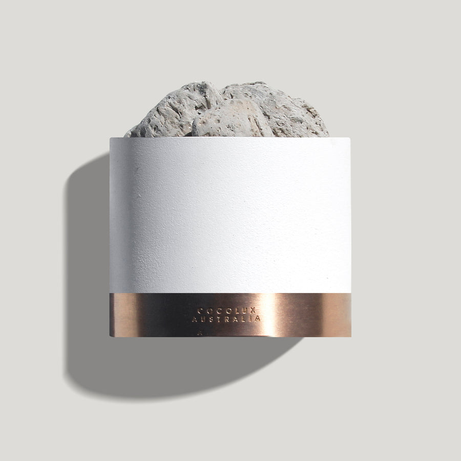 COCOLUX AUSTRALIA - SOL | LEATHER, TUBEROSE & DRIFTWOOD - LAVA ROCK MINERAL DIFFUSER