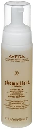 Phomollient Styling Foam by Aveda for Unisex - 6.7 oz