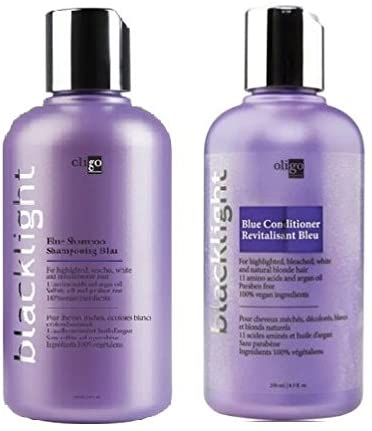 Oligo Professionnel Blacklight Blue Shampoo and Conditioner Set