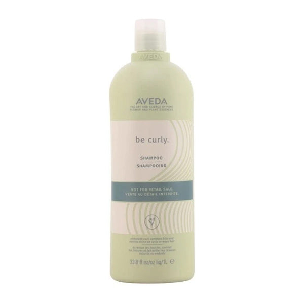 Be Curly Shampoo by Aveda for Unisex - 33.8 oz