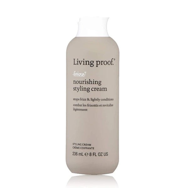 Living Proof No Frizz Nourishing Styling Cream, 8 Oz