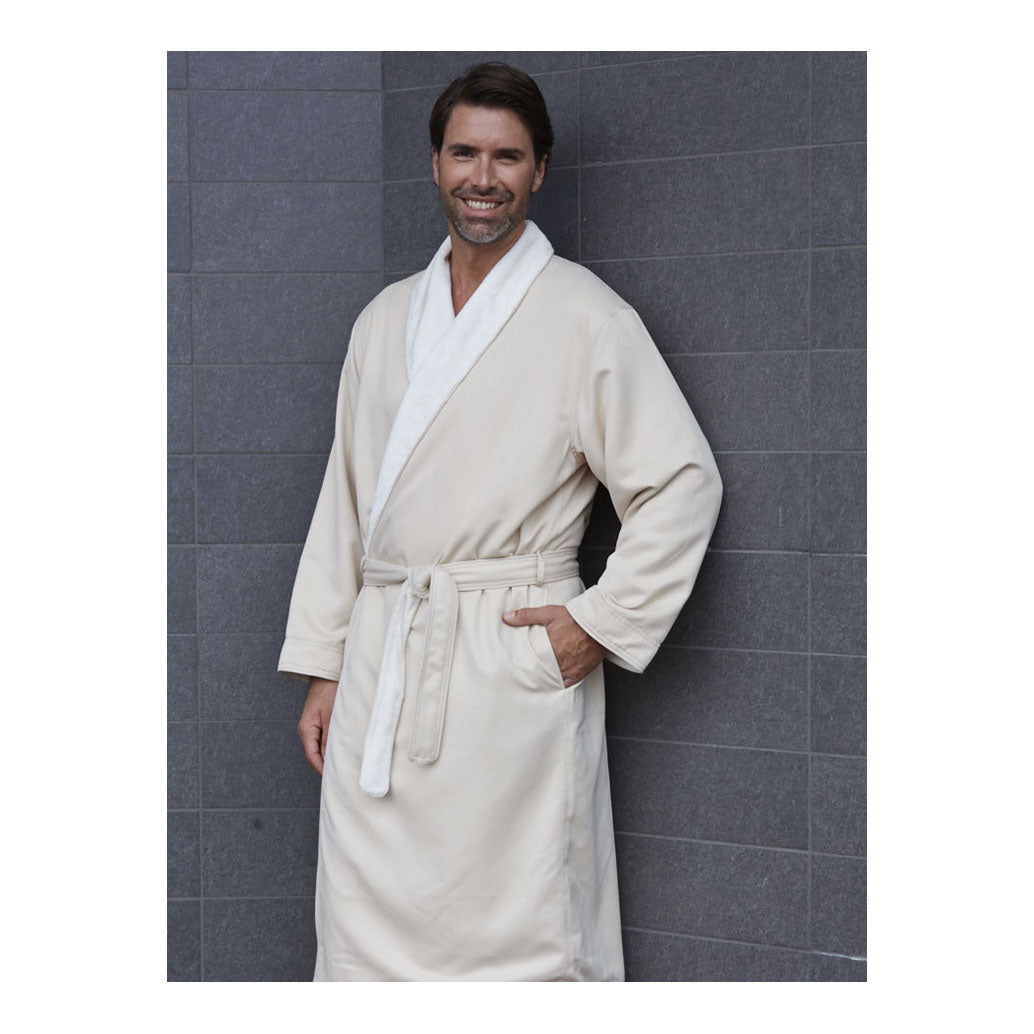 Microfiber Lined Robe