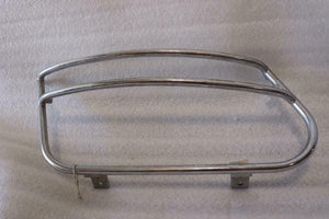 ORIGINAL HARLEY FXRT LEFT SADDLEBAG GUARD RAIL