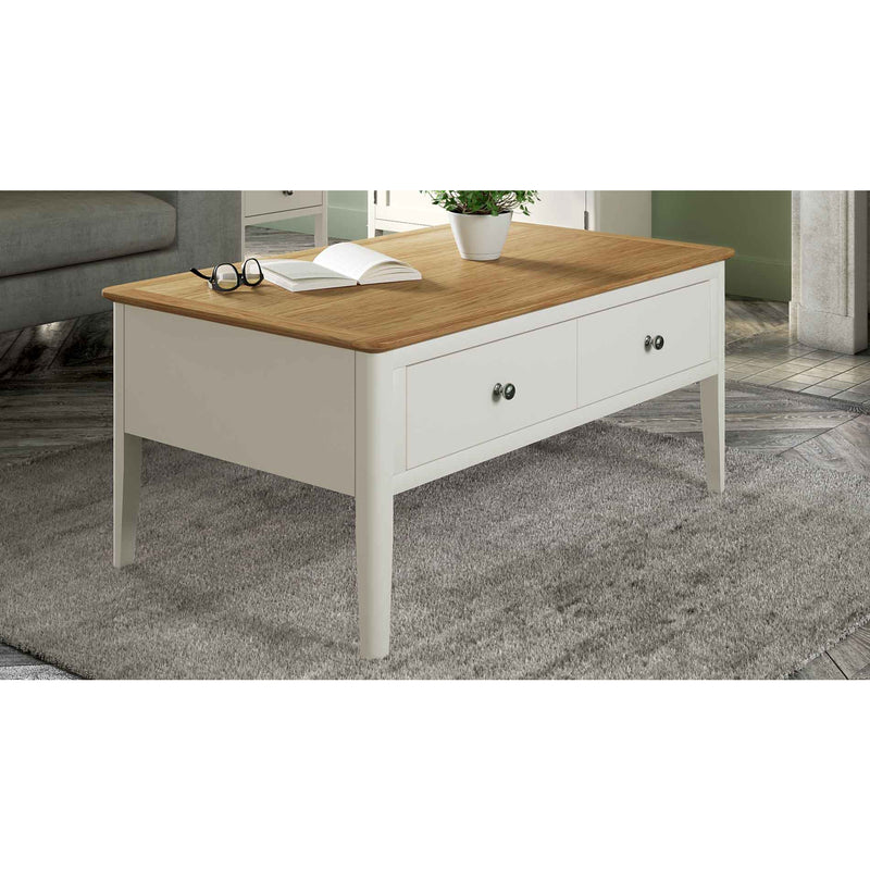 Ascot Coffee Table from Upstairs Downstairs Furniture in Lisburn, Monaghan and Enniskillen