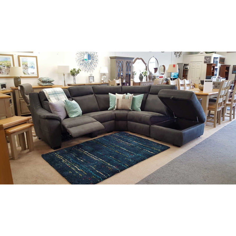 Baltimore Corner Sofa from Upstairs Downstairs Furniture in Lisburn, Monaghan and Enniskillen
