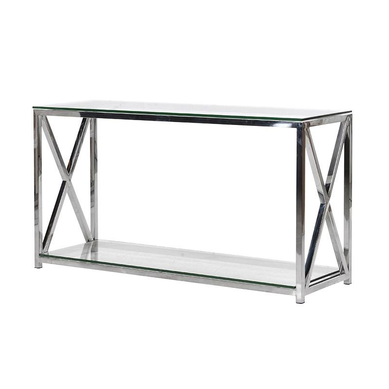 Terano X Ends Console Table from Upstairs Downstairs Furniture in Lisburn, Monaghan and Enniskillen