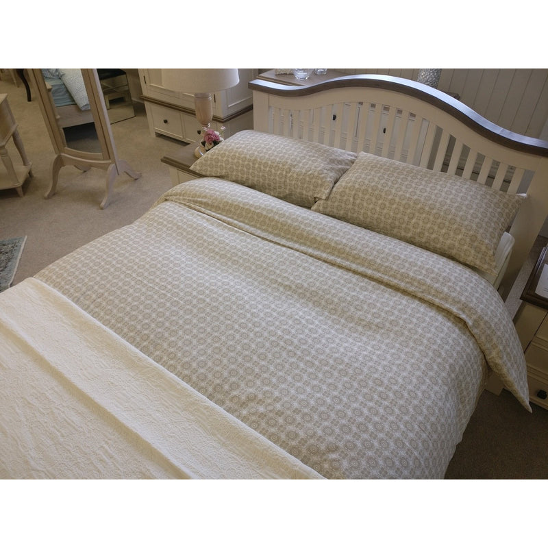 Medallion Egyptian Cotton Duvet Set: Various Sizes from Upstairs Downstairs Furniture in Lisburn, Monaghan and Enniskillen