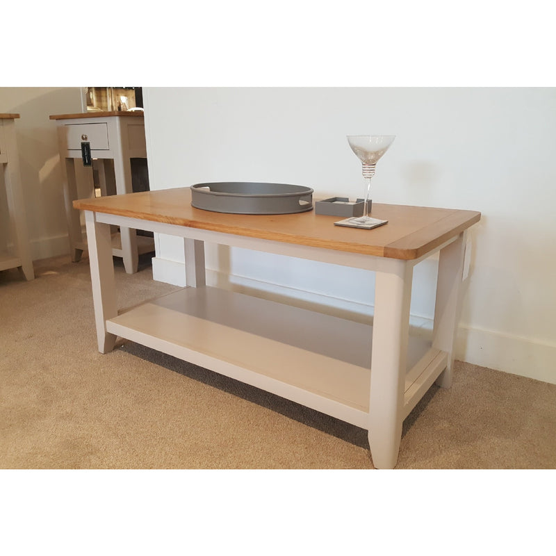 Pavilion Coffee Table from UpstairsDownstairs.ie
