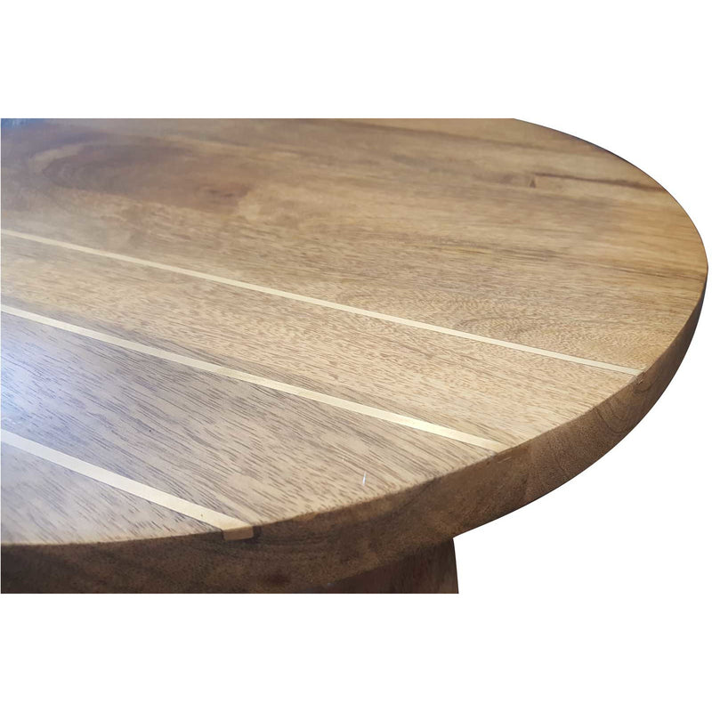 Talia Round Coffee Table from Upstairs Downstairs Furniture in Lisburn, Monaghan and Enniskillen