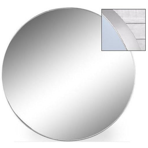 Arden Mirror Silver - 3 Sizes from Upstairs Downstairs Furniture in Lisburn, Monaghan and Enniskillen